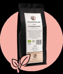 Mandelrose BIO Kaffee
